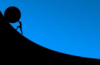 Nas dificuldades você vê desafios ou adversidades?